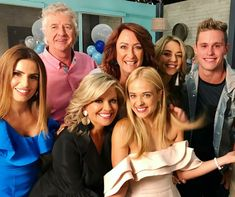 One of my fav shows Away Home And Away Cast, Favorite Tv Shows, Beyonce, It Cast, Entertainment, Celebrities, Soaps, Bts, Number
