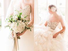 Sareh Nouri ~ romantische Brautkleider aus New York | Photography by Emme Wynn