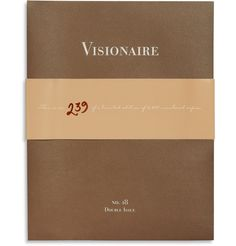 VisionaireFashion Special Limited Edition Portfolio in Leather Louis Vuitton Case