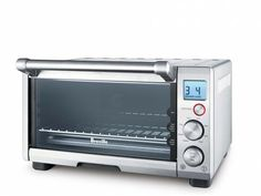 I can't wait to bake cupcakes in this awesome toaster oven.
