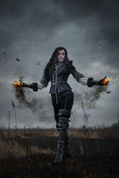 """madam-b: """"The Witcher fan art week: day TriNitroTrololo's first cosplay project: Yennefer of Vengerberg. Photo: Taras V. Dnd Characters, Fantasy Characters, Female Characters, Medieval Fantasy, Dark Fantasy, Fantasy Art, Medieval Horse, Fantasy Inspiration, Character Inspiration"""