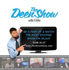 The Deen Show since 2006 has been working on clearing up the many false misconceptions about Islam and Muslims and at the same time delivering the simple Message of ISLAM to the people. Your generous contributions are very important as they help cover many of the production costs.