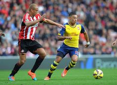 Sunderland 0 Arsenal 2 - The Ox