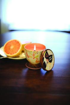 Sugared Grapefruit