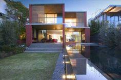 Minimalis House Design by Tobias Partners