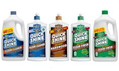 Quick Shine has added a new Safer Choice label! Find out why...