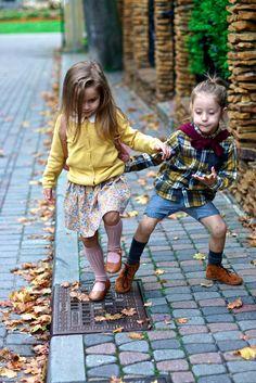 Vivi & Oli-Baby Fashion Life: After school