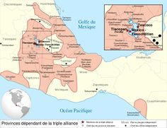 """Around 1325 CE, southward migrating Mexicas or """"Aztecs"""" came upon an island in Lake Texcoco, located in the highlands of Central Mexico. On this spot, they consecrated a temple and founded their capital city — the legendary Tenochtitlán — from which they initiated a wave of imperial conquests throughout Mesoamerica. Aztec civilization flourished for nearly two hundred years before falling to the might of the Spanish, led by Hernán Cortés (1485-1547 CE), in 1521 CE. (Info by James Wiener) -- ... Montezuma, Moctezuma Ii, Aztec History, History Encyclopedia, Aztec Warrior, Mesoamerican, Conquistador, Warrior Princess, Dolphins"""