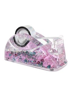 One could only dream to find our Mermazing Magical Mermaid Ocean of Glitter Iridescent Tape Dispenser buried under the sea of paperwork and general clutter on Craft Paint Storage, Kids Toy Shop, Cool School Supplies, Office Supplies, Next Gifts, School Accessories, Tape Dispenser, Quirky Gifts, Unique Gifts
