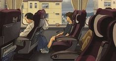 Animated gif uploaded by Thiểm Hàm. Find images and videos about gif on We Heart It - the app to get lost in what you love. Hayao Miyazaki, Studio Ghibli Films, When Marnie Was There, Otaku, Anime Gifs, 1 Gif, My Neighbor Totoro, Aesthetic Gif, Haruki Murakami