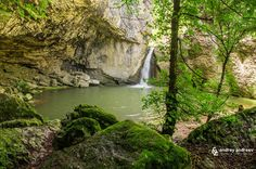 Waterfall by Andrey Andreev on 500px