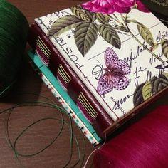 Handmade book by Little Syam