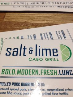 Salt & Lime Cabo Grill Falls of Neuse, Raleigh  https://www.yelp.com/biz/salt-and-lime-cabo-grill-raleigh