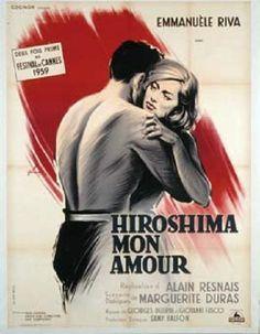 """""""Hiroshima Mon Amour"""" de Alan Resnais"""