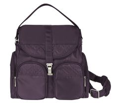 Travelon Anti-Theft Signature Convertible Backpack >>> Learn more by visiting the image link.