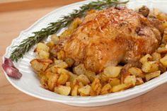 One-Pot Rosemary and Thyme Chicken