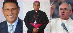 Ex presidente Senado RD agradece a Francisco designacion monseñor Francisco Osaria Acosta