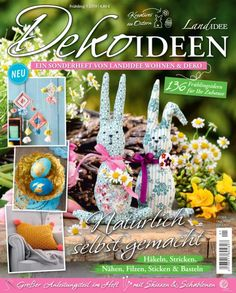 Épinglé par ❃❀CM❁✿⊱ Cross Stitch Magazines, Shabby, Christmas Ornaments, Holiday Decor, Carnival, Thread Art, Rabbits, Christmas Crafts, Journals