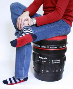 Canon  8-15mm Lens Stool