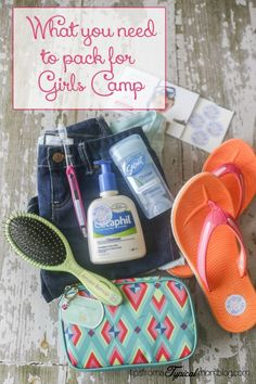 What to Pack for Summer Girls Camp What you need to pack for Girls Camp FREE Printable Packing List. Mabels Labels make sure my kids stuff makes it back home with them. The post What to Pack for Summer Girls Camp appeared first on Summer Diy.