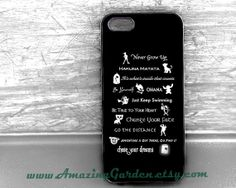 iPhone 5s/5c CaseDisney lessons learned Mashup by AmazingGarden, $9.99, getting this one for Tomi ❤️