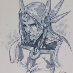 League of Legends - Leona by Alvin Lee *