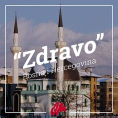 Come serve with us in Bosnia!