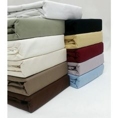 1500 Collection- Super Soft- Wrinkle Resistant Microfiber Water Bed Sheet Set With Pole Attachments in Super Single