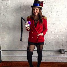 Lion Tamer Costume DIY Halloween