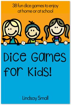 Dice Games for Kids: 38 Brilliant Dice Games to Enjoy at School or at Home (Paperback) Thanksgiving Jokes, Christmas Jokes, Xmas, Card Games For Kids, Puzzles For Kids, Dice Games, Fun Games, Eyfs Activities, Stuck In The Mud