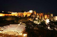 Alcazaba y teatro romano (Málaga) / Alcazaba and the roman theatre (Málaga) #marbella @hostaltiomateo