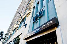 学校の入っている建物です。LSIの詳しい情報はこちらから! http://www.ilisny.com/lsi