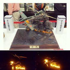 "Incredible!!! Nakajima J1N1 Gekko 1/48 Tamiya diorama. Modeler Johnny ""Zerofighter"" #scalemodel #plastimodelismo #plastickits #usinadoskits #udk #miniatura #miniature #maqueta #maquette #modelismo #modelism #modelisme #plasticmodel #plastimodelo #hobby #diorama #scalemodelkit"