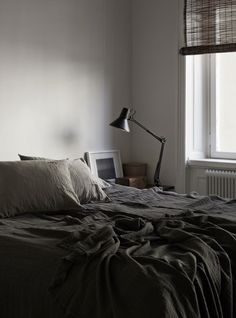Beautiful project in muted colors styled by Lotta Agaton (pictures by Pia Ullin). I like the...
