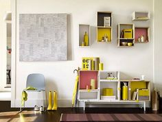 Stacked Shelving System (De Design Within Reach Mexico )
