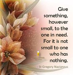St Gregory Nazianzus Saint Gregory, Brain Food, Inspiration Quotes, Catholic, Saints, Blessed, Wisdom, Heart, Gift