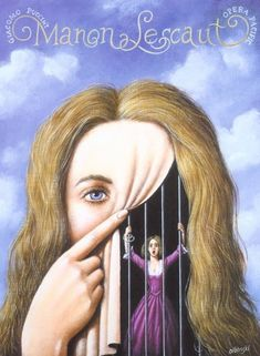 Rafal Olbinski - Monon Lescaut (for creative drawing)