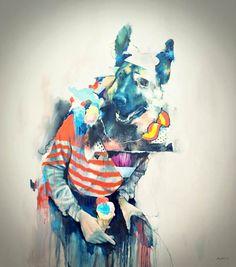 Joram-Roukes-animal-painting-1