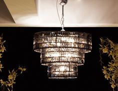 Gran Tour IPE Cavalli Rainbow Luxury Italian Designer Chandelier