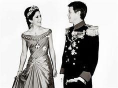 Mary & Frederik