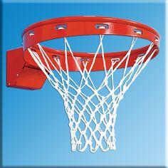 Obręcz do koszykówki podwójnie wzmocniona. Sport, Goal, Basketball, Deporte, Sports, Netball
