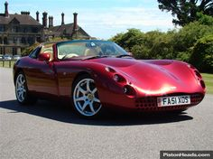 Used 2001 TVR Tuscan Speed 6 OTHER for sale in West Sussex | Pistonheads