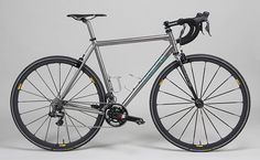 Firefly Bicycles Titanium Di2 Dirt/Road