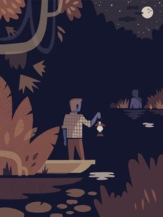 The Stranger on Behance