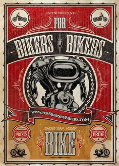 bikers bikers