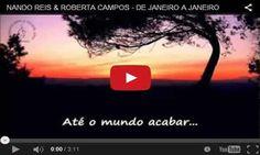 Músicas que a gente ama: Roberta Campos e Nando Reis - De Janeiro a Janeiro...