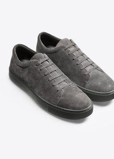 Luke Sport Suede Sneaker