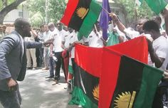 Biafra: Ijaw youths blast MASSOB for including South-South in territoryhttp://ift.tt/2r6vo1j  The Ijaw Youth Council (IYC) worldwide has lambasted the Movement for the Actualisation of the Sovereign State of Biafra (MASSOB) for claiming that the south-south region is part of the Biafra territory.  A statement issued on Tuesday and signed by IYC spokesman Barr. Henry Iyalla said the bodys attention was drawn to a statement credited to a MASSOB leader Solomon Chukwu.  It noted that Chukwu…
