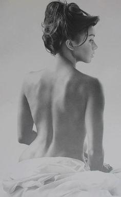 """My bare back"" by Damien Hunin (Belgium)"