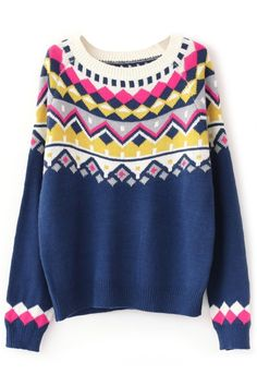 Southwester-Inspired Knit Sweater